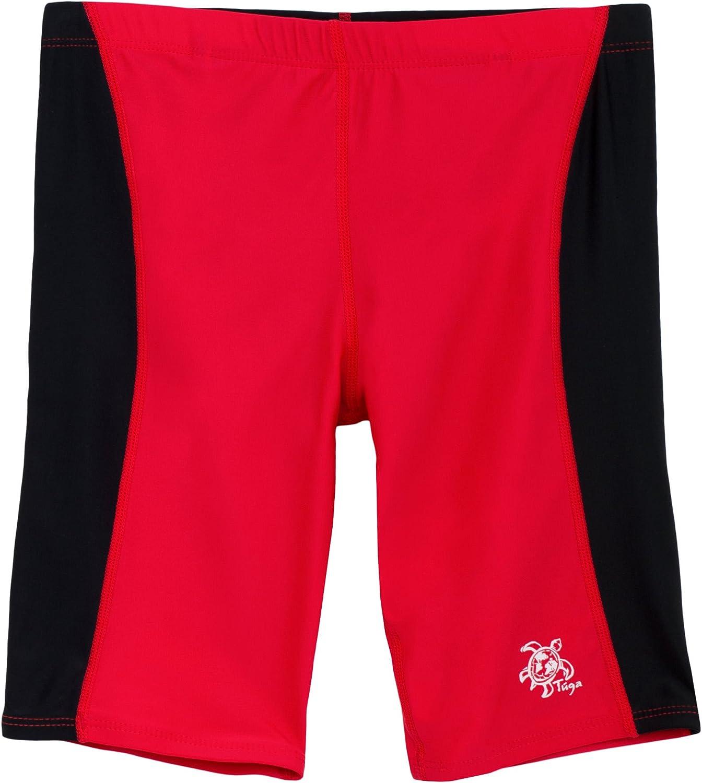 UPF 50 Sun Protection Swim Bottom Tuga Boys Jammer Swim Short 2-14 Years