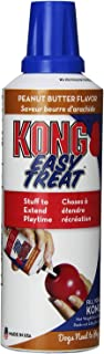 KONG Stuff'N Easy Treat Paste Flavor:Peanut Butter Pack of 2