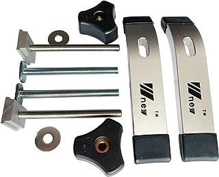 9 Gino Development 02-0667 TruePower Drill Press Locking Clamp