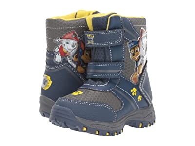 Josmo Kids Paw Patrol Snow Boots (Toddler/Little Kid) (Navy) Boys Shoes