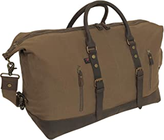 Rothco Extended Weekender Bag, Earth Brown