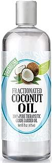 Healing Solutions Fractionated Coconut Oil - 16oz Bottle