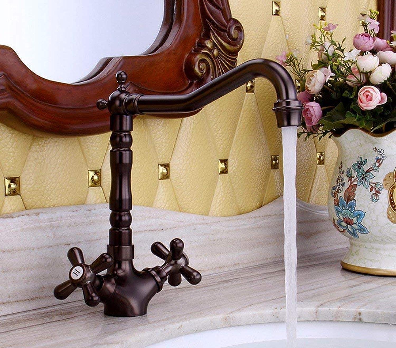 Oudan American Style Kupfer Hhe Oben hei und kalt Waschen Sie Ihr Gesicht