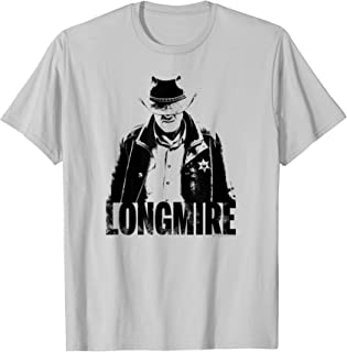 Longmire One Color T-Shirt