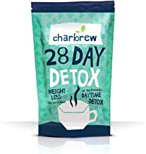 Charbrew Day Time Tea Detox 28 Days No Laxative Effect Estimated Price : £ 9,99