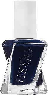 essie Gel Couture 2-Step Longwear Nail Polish, Caviar Bar, Navy Blue Nail Polish, 0.46 fl. oz.