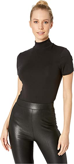 Phoebe Mock Neck Bodysuit