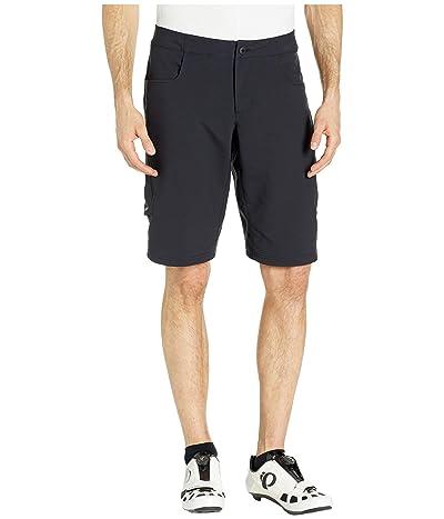 Pearl Izumi Canyon Shell Shorts (Black) Men