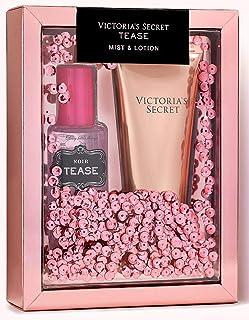 Victoria's Secret ノワールティーズ2ピースギフトセットボディローションボディミスト