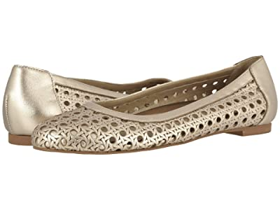 Walking Cradles Beck (New Gold Leather) Women
