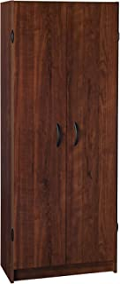 ClosetMaid 1308 Pantry Cabinet, Dark Cherry