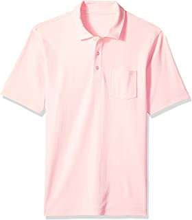 Men's Standard Regular-fit Jersey Polo