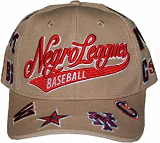 negro league hats