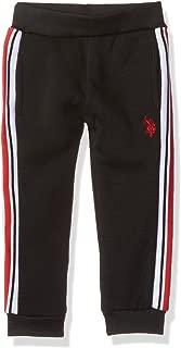 U.S. Polo Assn. Boys' Fleece Jogger Pant, Knit Side...