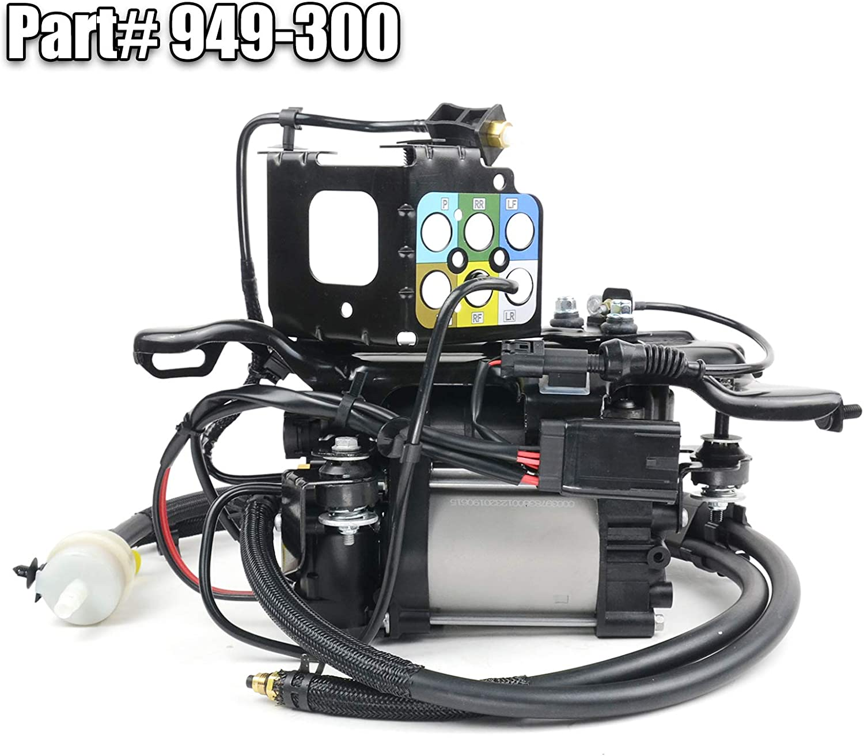 949-300 Air Compressor W Bracket 即納送料無料! Jeep 新作通販 68041137AC Compatible with