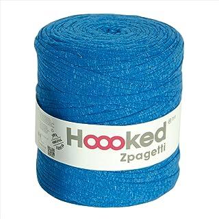 DMC Hoooked Zpagetti フックドゥ ズパゲッティ リサイクルヤーン 超極太 (ロットにより色の変更あり) #Darkblue ダーク ブルー 約 120m DMC800