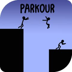 Parkour Stickman Platform Adventure Fun