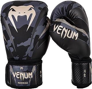 Venum Impact Guantes de Boxeo, Muay Thai, Kickboxing, Unisex