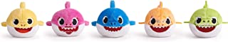 WowWee Pinkfong Baby Shark Plush Mini - 5 Pack