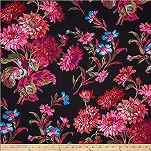 FreeSpirit Fabrics Free Spirit 0410823 Kaffe Fassett Anne Marie Fabric By The Yard, Black