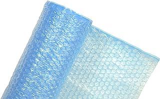 Papel de burbujas película aislante de tuberías 1,5 m Ancho/se vende por metro 30 mm protección UV de burbujas para invernaderos