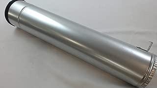 Samsung DC97-07519G Dryer Exhaust Duct Genuine Original Equipment Manufacturer (OEM) Part