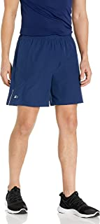 """STARTER Men's 7"""" Loose-Fit Stretch Training Short with Liner, Amazon Exclusive"""