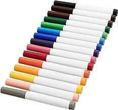 AmazonBasics Broad Line Washable Markers, 2 * 15 Colors