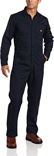 Dickies Basic Men's Blended Coverall Dark Pants