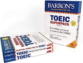 Barron's TOEIC Superpack (Barron's Test Prep)