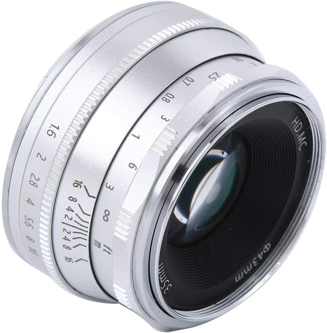 Eosnow Mirrorless Ranking TOP11 Outlet SALE Camera Lens Z6 for Nikon Silver