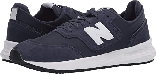 NB Navy/Munsell White