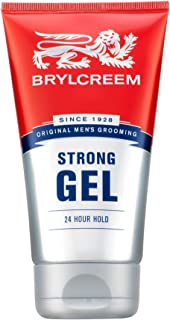 Brylcreem 6 X Strong 24 Hour Hold Gel 150Ml