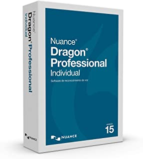 dragon naturallyspeaking professional individual 15