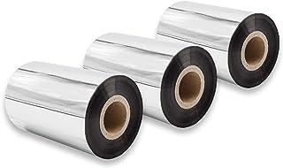 blanco Paquete de 20 rollos de papel t/érmico Roltech 524075