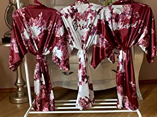 Best cheap bride and bridesmaid robes Reviews