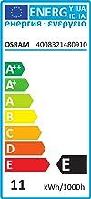 Osram speciale gloeilamp, geel, E27-fitting, 11 watt