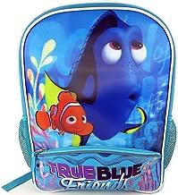 Disney Pixar Finding Dory Backpack - Nemo and Dory True Blue Friends