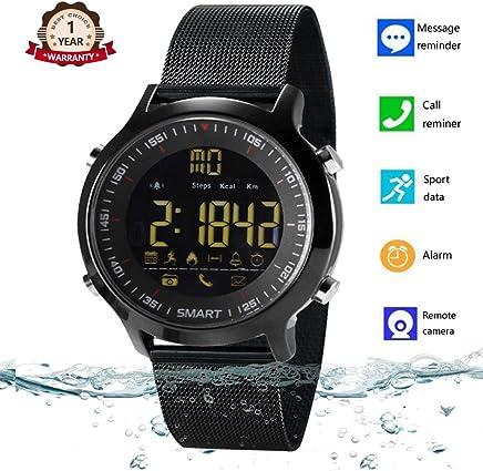 Smart Watch Waterproof Bluetooth Smartwatch Sports Smart...