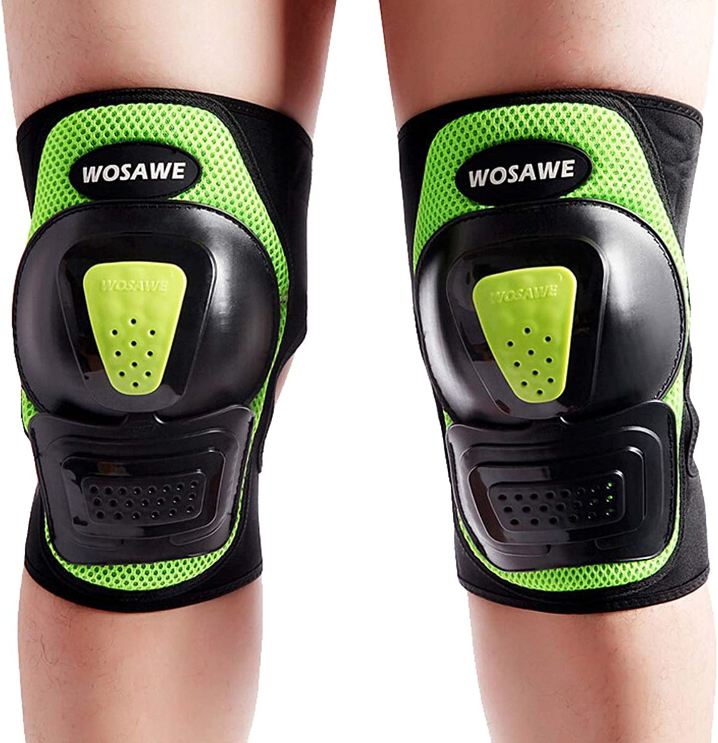 WOSAWE Tactical Volleyball Extreme Sports Predective Kneepads
