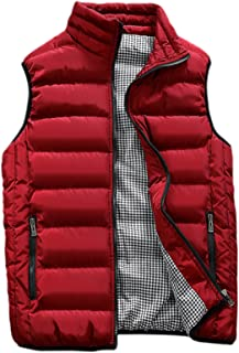 Men's Outdoor Casual Classic Quilted Vest