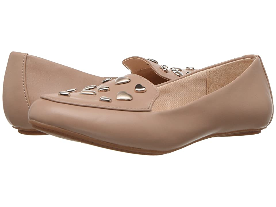 Yosi Samra Kids Miss Vera (Toddler/Little Kid/Big Kid) (Nude) Girls Shoes