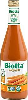 Biotta Organic Carrot Juice, 6 bottles