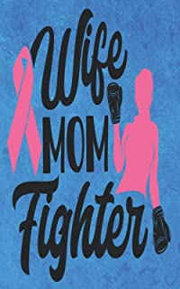 Wife Mom Fighter 2021-2022 Pocket Planner: 2021-2022 Pocket Diary | Year Month to View Monthly Calendar, Planner, Personal...