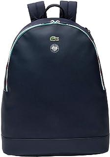 Lacoste Mens Backpack, Blue (E44) - NH3149RG