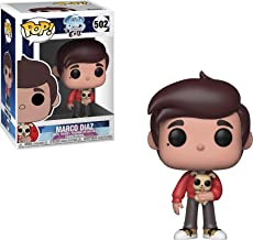 Funko Pop! Disney: Star Vs. Forces of Evil - Marco Toy, Multicolor