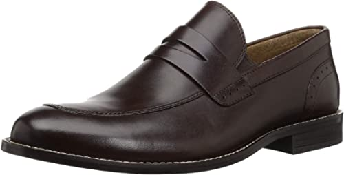 Nunn Bush Hommes's STRATA Loafer, marron, 8 W US