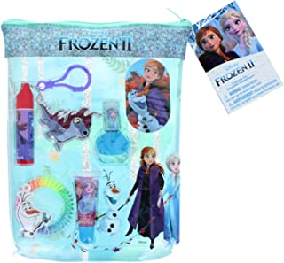 Townley Girl Frozen 2 Hair Lip and Nail Accessory Gift Set