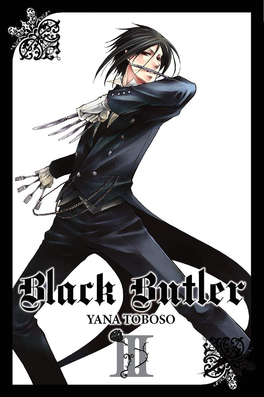 怠なネクタイ純粋にBlack Butler Vol. 3 (English Edition)