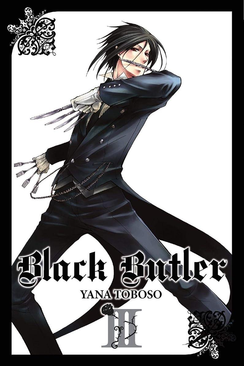 どっちでも測定ダーリンBlack Butler Vol. 3 (English Edition)